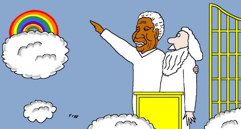 Mort de Mandela (Frep)