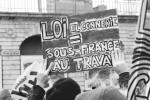 Photographies : mobilisation contre la réforme du droit du travail (par m Trombone)