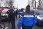 Reportage : Zad connection du 16 janvier Retour sur le blocage (par Den's et Dan's)