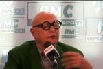 Revue de presse : un petit hommage à Jean-Pierre Coffe qui doit faire plaisir à Sarko (par RMC)