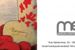 Agenda : vernissage de l'exposition la vie sexuelle de Tintin au Musée de l'Erotisme et de la Mythologie de Bruxelles le 04 mai à partir de 18h