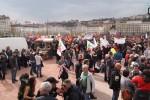 Reportage : Manifestation contre la réforme El-Khomeri du 31 mars à Lyon (Par Den's et Sacha)