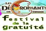 Agenda : Festival de la gratuité (par les Décroissants de thune)