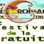 Affiche Festival de la gratuité(1)une