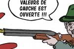 Crabouillon d'actu : Wauquiez accorde trois millions d'euros aux chasseurs (par Duck)