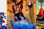 Les œuvres du jour ! : «Colors», «Sans Titre 109» et «Les Collages Dadas de Béa» (par Saïd Sahli, Benoit Tantôt et Béa)