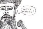Crabouillons d'actu/ Présidentielle : «Les sympathisants des Républicains», «Alien : Macron» et «Plus boulet que Manuel Valls» (par Ashraf)