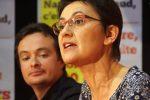 Brut d'Images/ Présidentielle : Conférence de presse de Nathalie Arthaud (par Den's et Sacha)