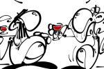 Brèves de comptoir illustrées (n°2) : «Pochtrons et sexistes» (par Bib'S)