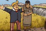 Actu/ Zad partout ! : La  ZAD de Standing Rock (par Bouvard)