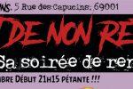 Agenda : Point de Non Retour présente sa Soirée de Rentrée !!!