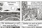 BD : «El Otorongo Yel Izango/ Le Jaguar et le poux» (par Spone)