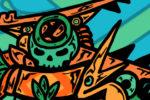 Crabouillons du Jour : «Quicky» et «Face de Mort» (par Spone et Duck)