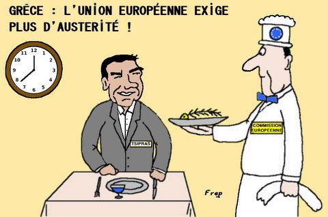 Plan d'austérité en Grèce (Frep)
