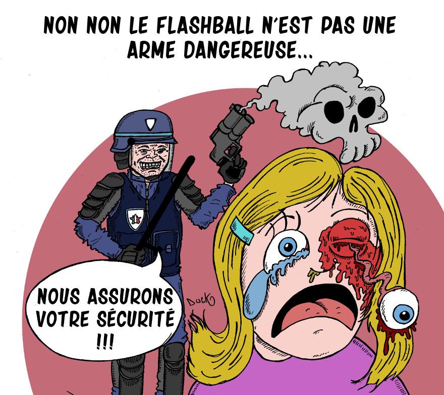 flashball