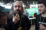 Reportage : Salon Primevère/ interview du Pape 40 (par Dan's et Den's)