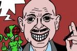 Crabouillon du jour : Choron répond aux apprentis censeurs (par Duck)