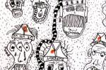 """Les œuvres du jour ! : """"Sans Titre"""", """"Barış Leççekler"""" et """"Surréal 101"""" (par Robin Chuter, Derya Avci et Saïd Sahli)"""