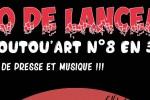 Agenda : Apéro de lancement du Foutou'art n°8 en 3D, le 10 décembre au bar les 2 pigeons !!!