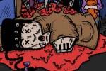 Crabouillon du jour : La mort de Guignol (par Duck)