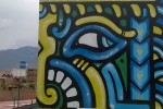 "Street Art : ""Fresques à Huanuco"" (par Spone)"