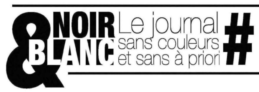NOIR ET BLANC logo