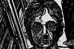 """L'oeuvre du Jour : Legend never dies/ """"John Lennon"""" (par Frédéric Wieme)"""