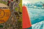 """Les œuvres du jour : """"Vinyl series Turkey"""" et """"Portrait"""" (par Robin Chuter et Ivan Brun)"""