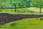"""L'oeuvre du jour : """"The path to love"""" (par Robin Chuter)"""