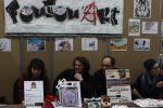 Portfolio : Foutou'art au salon Primevère (par Le Texan)