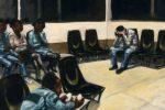 """L'oeuvre du jour : """"Sans Titre-1993"""" (par Ivan Brun)"""