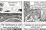"""BD : """"El Otorongo Yel Izango/ Le Jaguar et le poux"""" (par Spone)"""