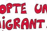 """Crabouillons du jour : """"Adpoteunmigrant.org"""" (par Puiss)"""