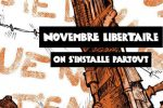 Agenda : Programmation de Novembre Libertaire 2017 !!!