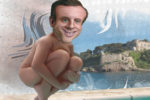 Crabouillon du jour : «Les vacances du petit Macron» (par Jerc)