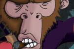 """Crabouillon du jour : """"Monkey Deadpool"""" (par T-Rox)"""