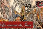 """Les oeuvres du Jour : """"La cité du grand Goom"""", et """"Sans Titre"""" (par Moog et Annie Amar)"""