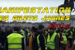 Brut d'images/ Foutou'art TV : Manifestation des gilets jaunes/ acte V Lyon (par Den's)