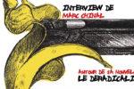 """BD/ Foutou'art TV : Interview de Marc Chinal autour de sa nouvelle BD """"Le Déradicaliseur"""" (par Sacha et Denis)"""