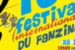 Angenda : 10ème festival international du fanzine : 28, 29 et 30 juin 2019 au Bunker (Bruxelles)