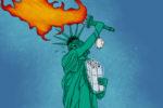 """Crabouillons d'actu : """"New-York durement touchée par le Covid-19"""", """"Macrovid-17"""", et """"Capitalisme et écologie"""" (par V et NB)"""