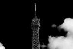 """Photo(s) d'un Jour : """"Nuages et Tour Eiffel"""", et """"Quai de Seine"""" (par Den'S)"""
