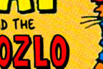 "BD/ La Zone du Grugru : ""Fat Freddy's Cat and the Zlozlo"" (par Heller)"