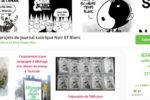 Les copains d'abord : Appel aux dons pour le journal satirique Noir ET Blanc