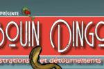 Teaser : Le Babouin Dingo, le journal 100% BD du Foutou'art !